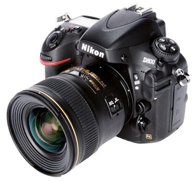 Harga dan Spesifikasi Kamera Nikon D800