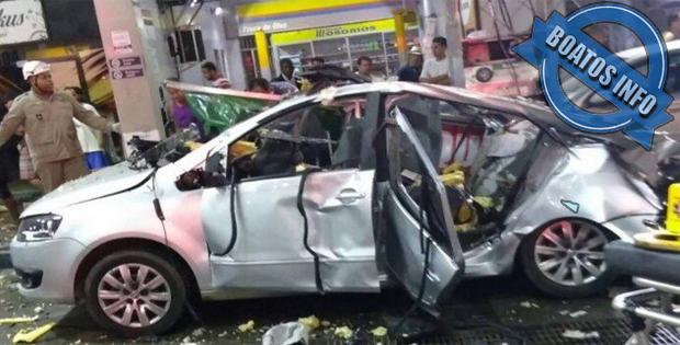 Vídeo: celular causa explosão em posto de gasolina – Saiba a verdade