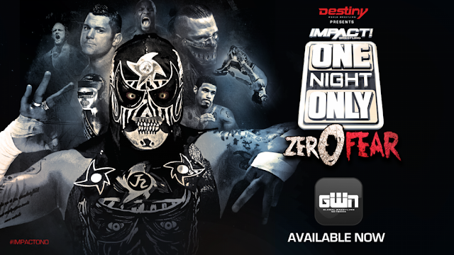 IMPACT! One Night Only - Zero Fear