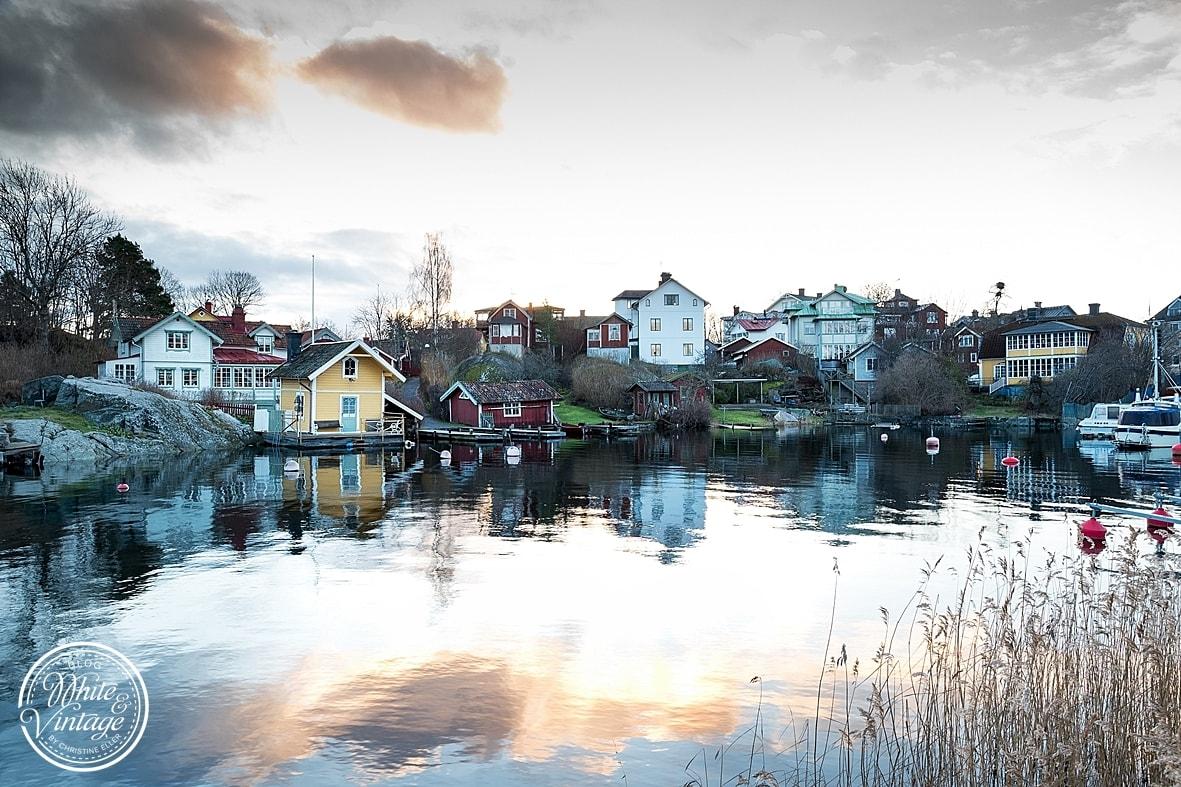 Urlaub in Schweden.