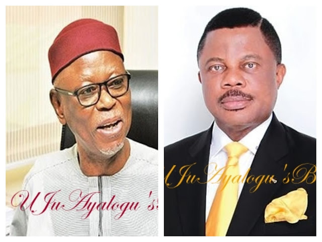 Governor Obiano to Oyegun: You lack moral authority to speak on good governance