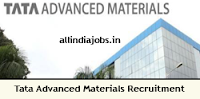 TATA Advance Materials Recruitment