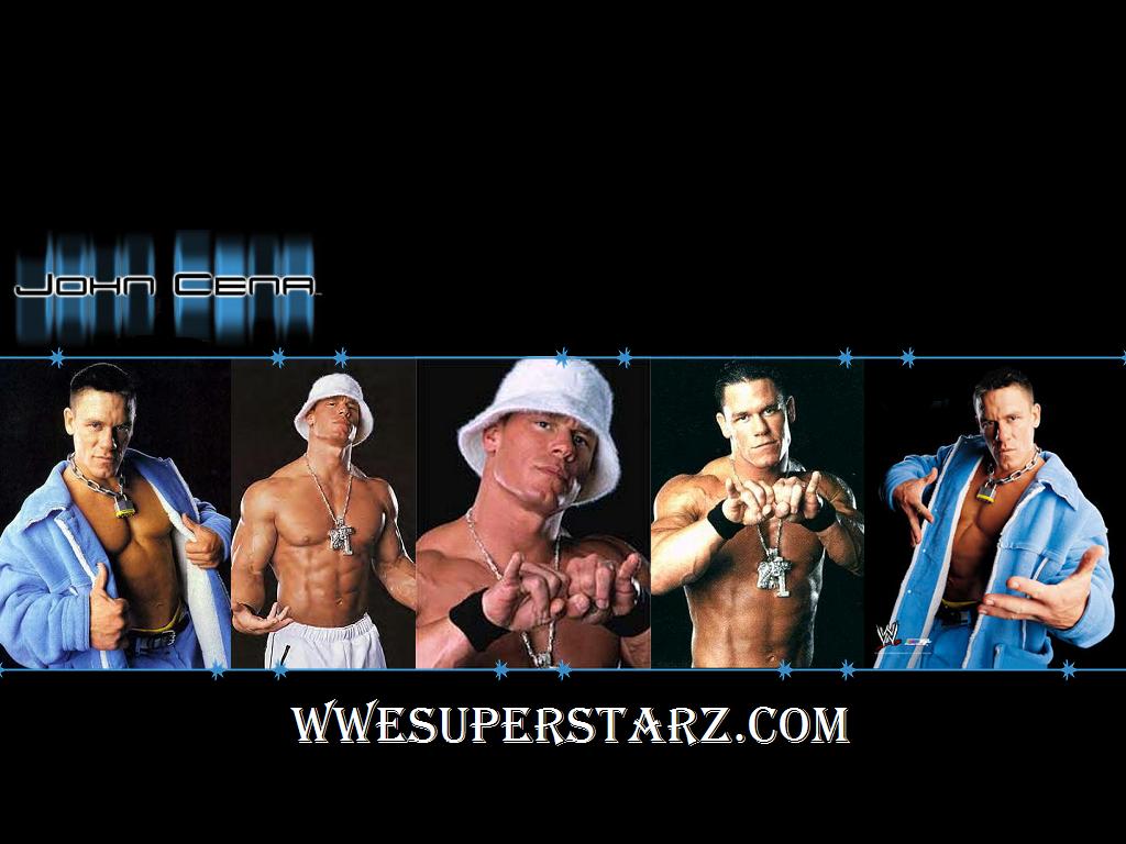 John Cena 2012 Wallpaper HQ 480P Wallpaper