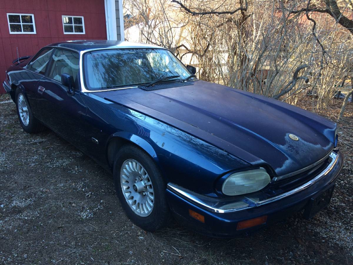 Find This 1995 Jaguar XJS For Sale In Wilton, CT For $3,000 Via Craigslist.
