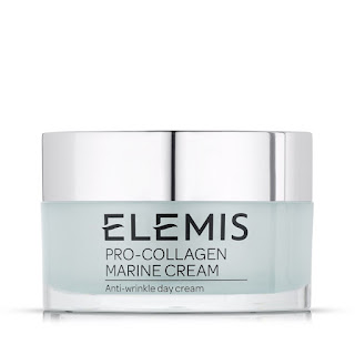 Blogger Lucy Dorling's favourite moisturiser, Elemis Pro-Collagen Marine Cream. Image: courtesy Elemis