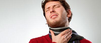 El dolor de garganta es un síntoma de la Mononucleosis.