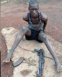fulani herdman arrested AK47 rifles enugu