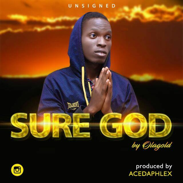[INSTRUMENTAL] Download sure God-olagold instrumental