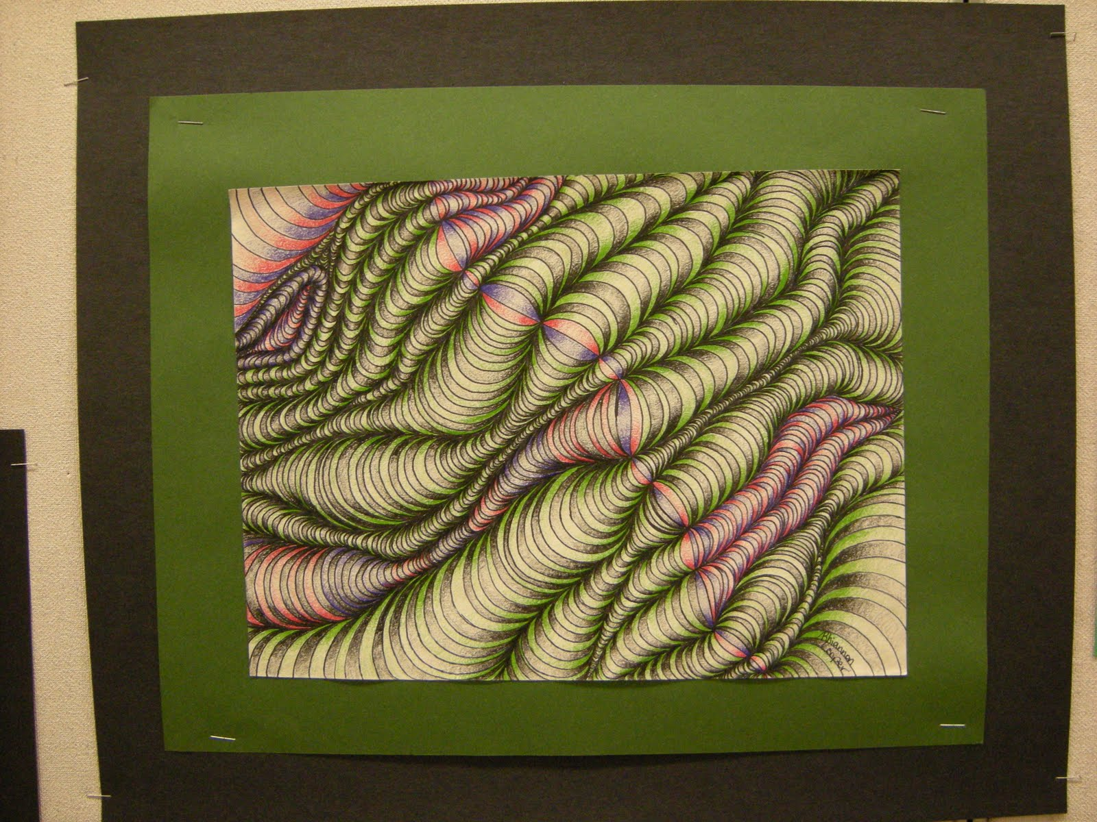 Tart Teaching Art With Attitude Curved Line Designs