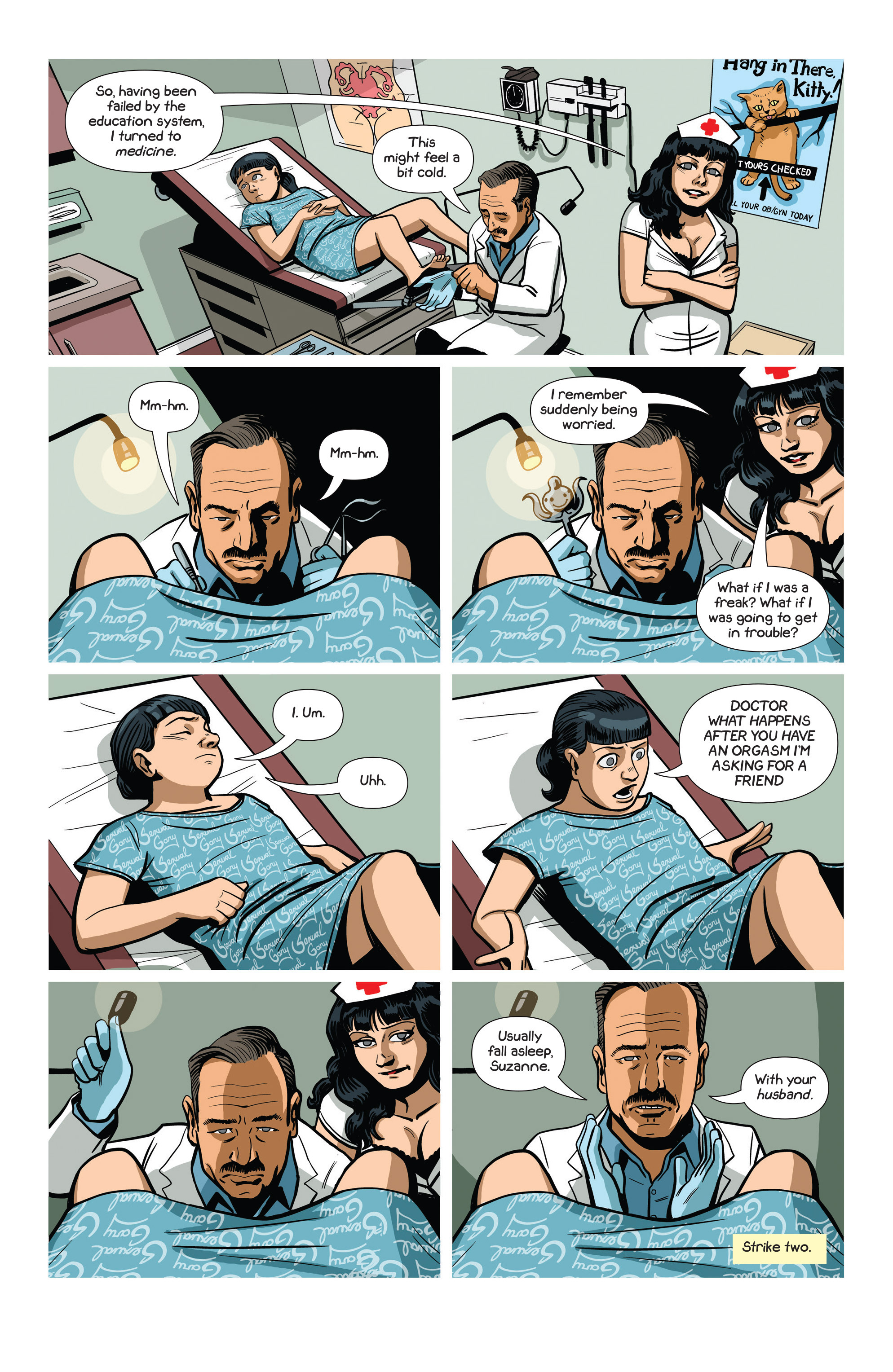 Read online Sex Criminals comic -  Issue # _TPB 1 - 25