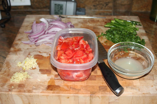 The Grub Files: Cooking with Camissonia: Chicken Tikka ...