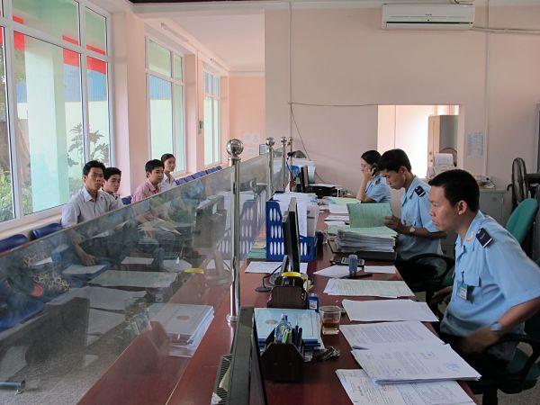 Dịch vụ khai báo hải quan uy tín chuyên nghiệp tại tphcm