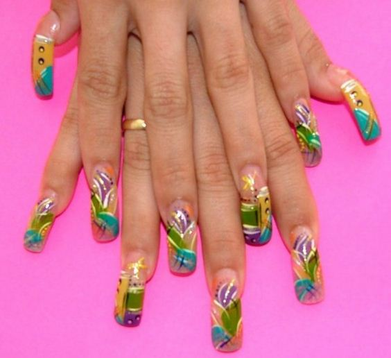 long nails wallpaper - photo #44
