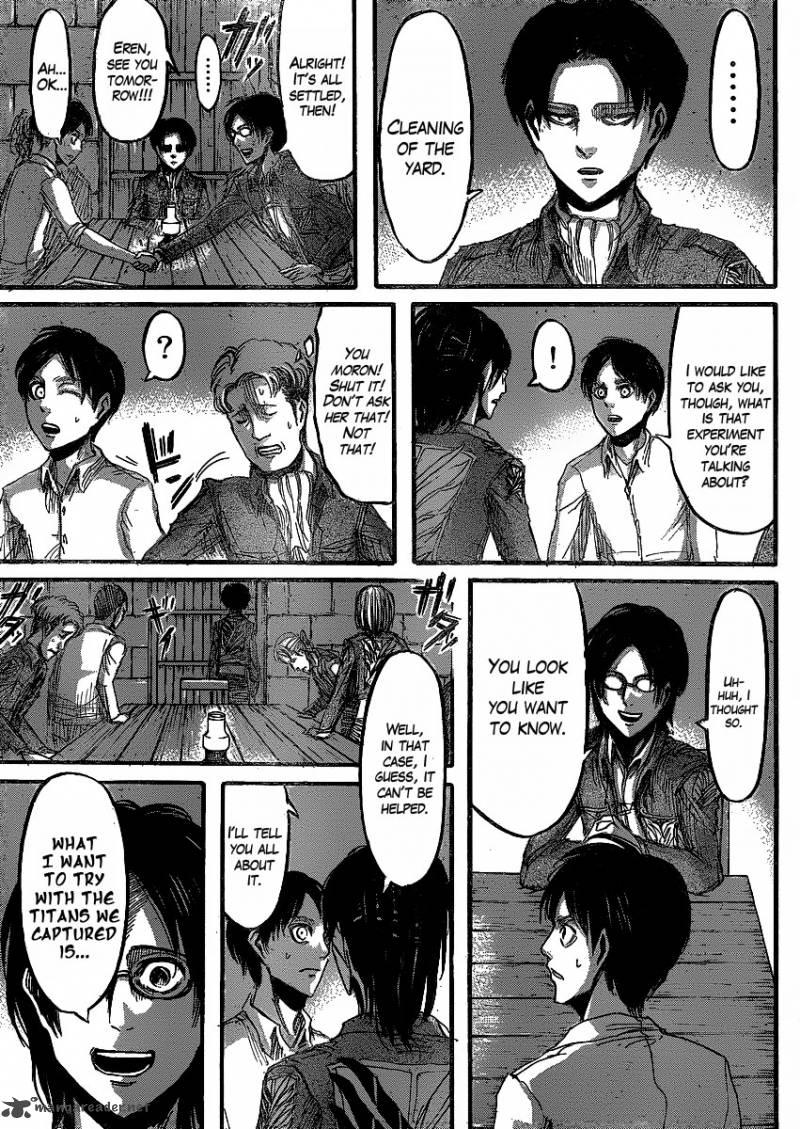 Shingeki no Kyojin Ch 17