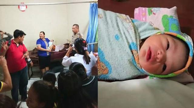 Miris, Tanpa Bantuan Siapapun Wanita Gangguan Jiwa Ini Melahirkan, Begini Nasib Bayinya Sekarang