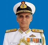 CURRENT AFFAIRS IN HINDI अगले नौसेना प्रमुख(INDIAN NAVY) बने वाइस एडमिरल करमबीर सिंह