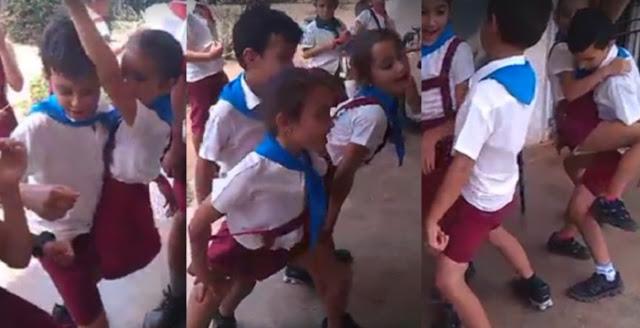 prohibido adulto bailando