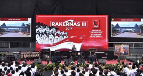 Jokowi Minta 'Pro Jokowi'