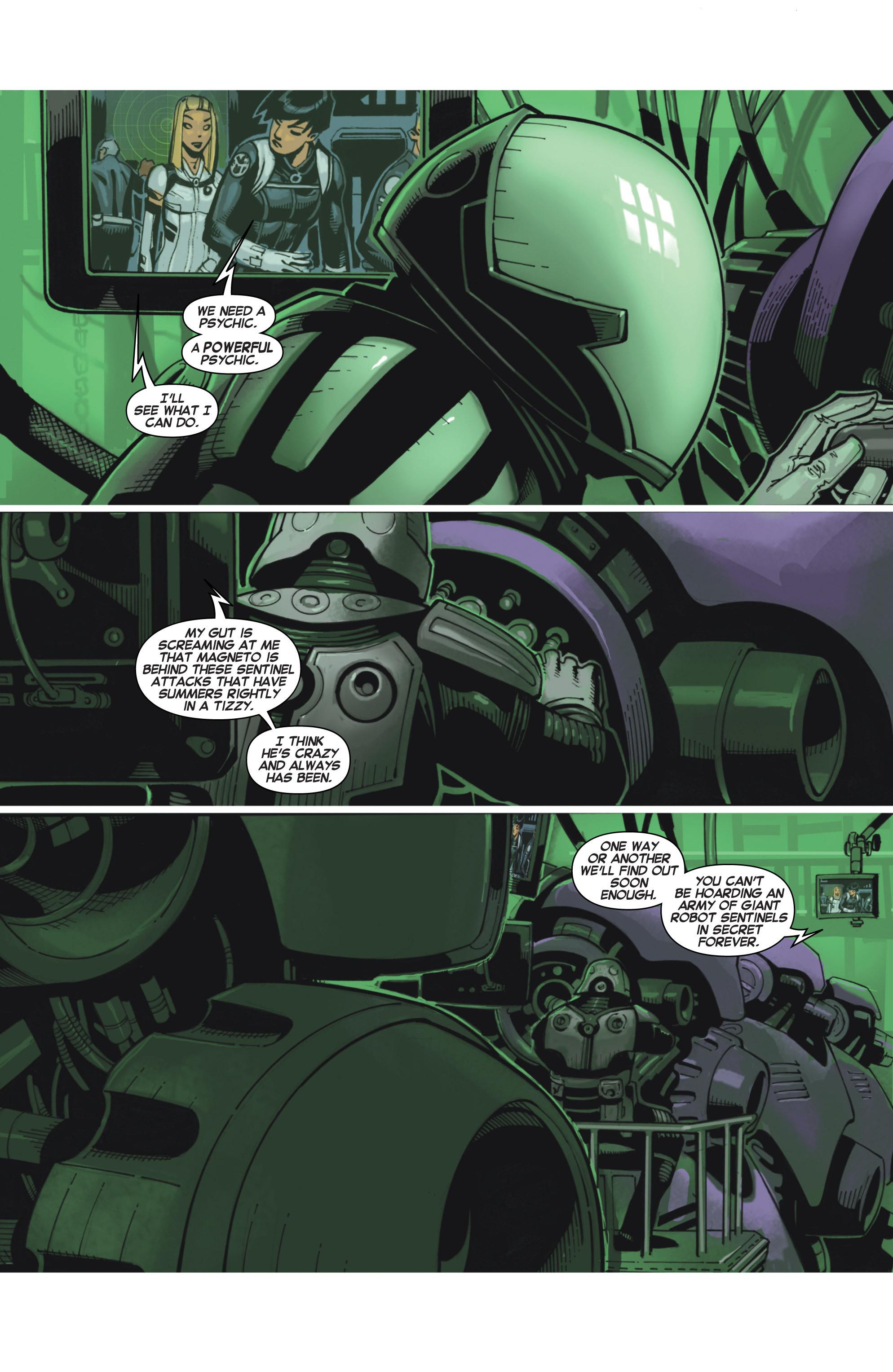 Read online Uncanny X-Men (2013) comic -  Issue # _TPB 4 - vs. S.H.I.E.L.D - 34