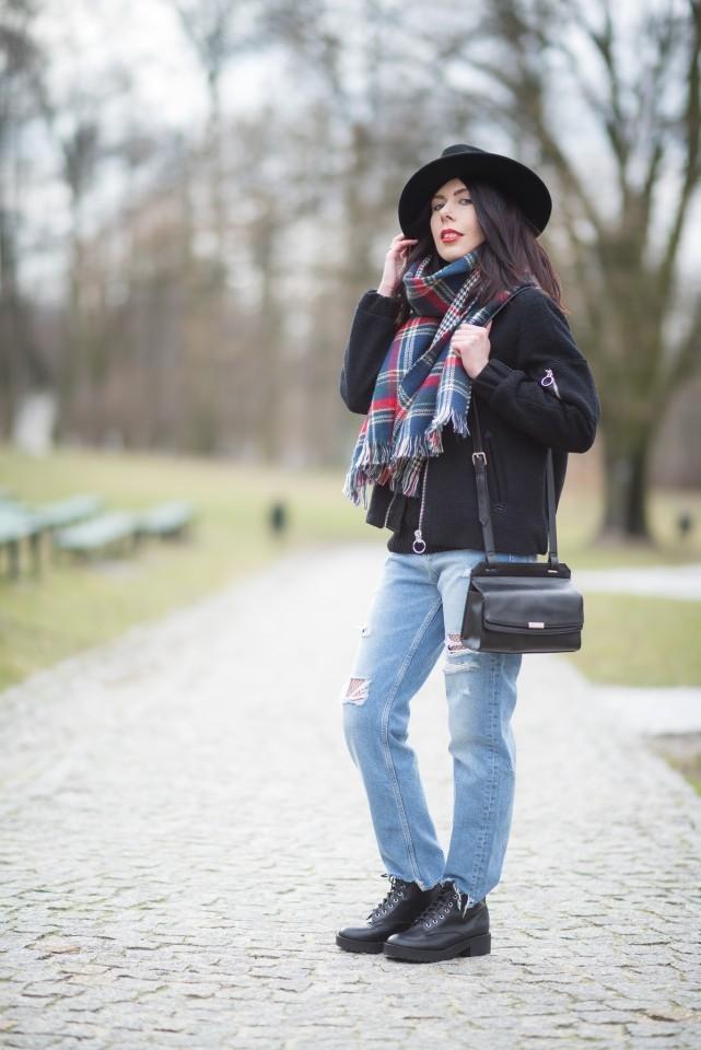 blogerka kapelusz