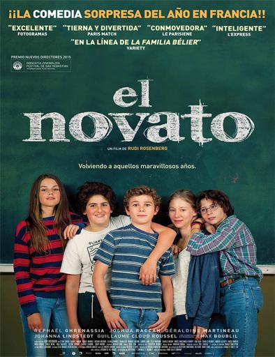 Ver El novato (Le nouveau) (2015) Online