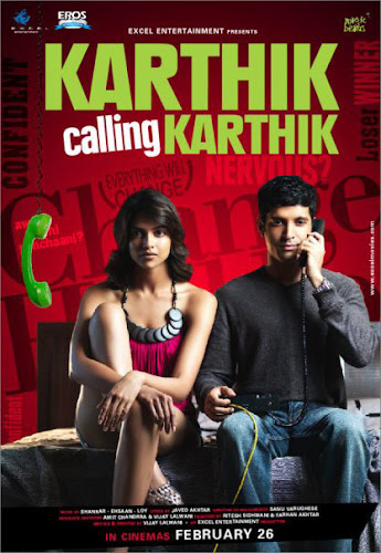 Karthik Calling Karthik (2010) Movie Poster