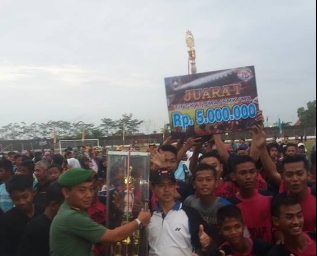 SMKN 1 Karangdadap Meraih Juara 1 LPI Kabupaten Pekalongan