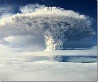 Cinzas de vulcão chegam a Curitiba