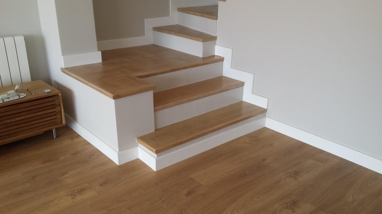 Acuchillar o restaurar una escalera de madera for Como trazar una escalera de madera