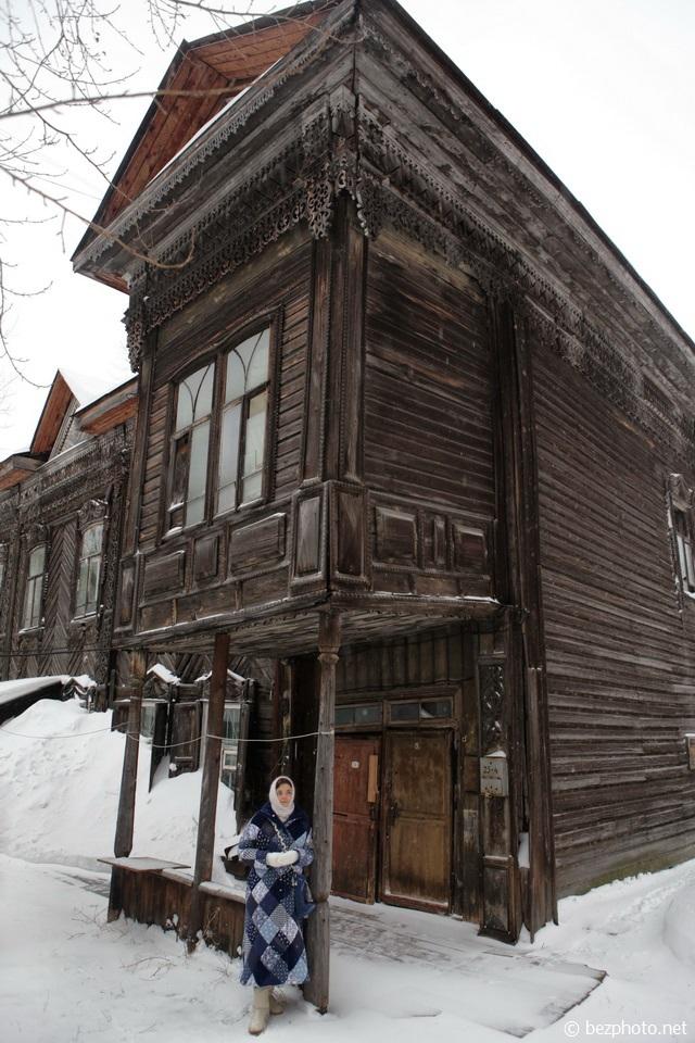 улица войкова томск