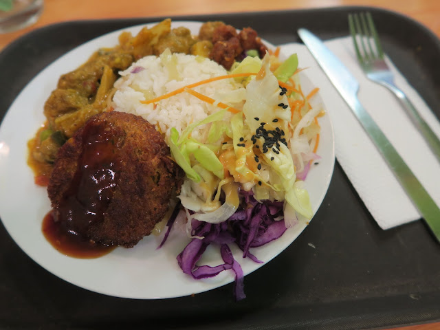 vegan food budapest