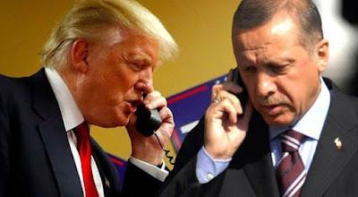 Trump Dan Erdogan Menyusun Strategis Untuk Basmi ISIS