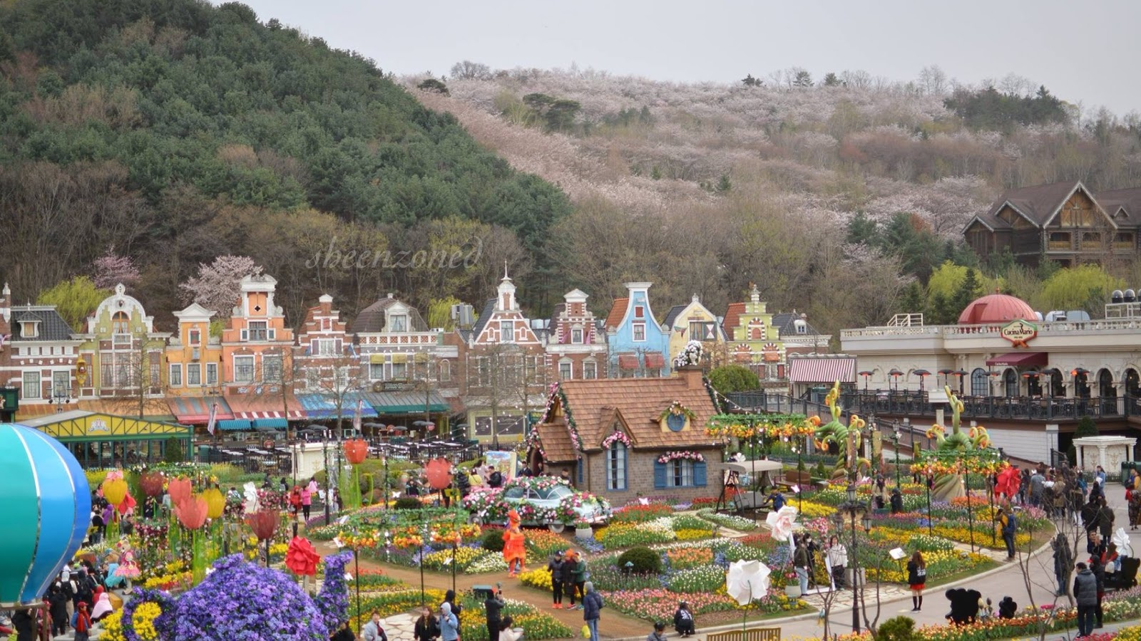 Everland at Spring