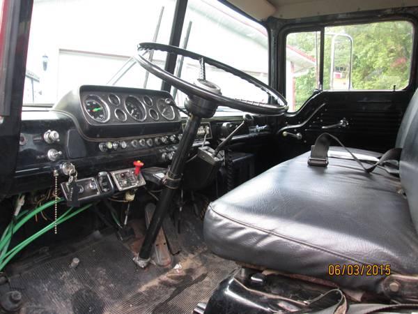 1980 ford pierce c 900 fire truck auto restorationice rh autorestorationice com 56 Ford Coe Truck 1947 Ford Coe Truck