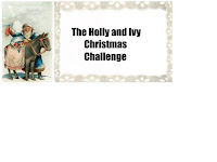 Holly and Ivy Christmas Challenge