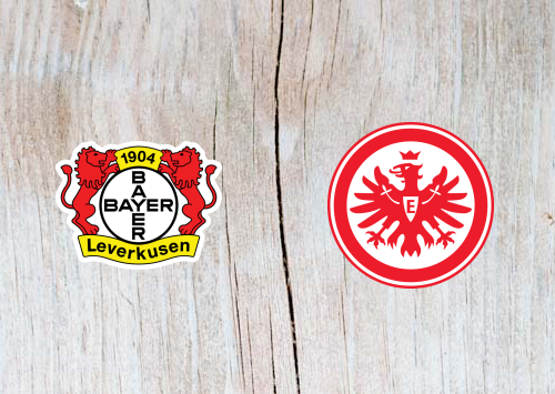 Bayer Leverkusen vs Eintracht Frankfurt  - Highlights 5 May 2019