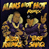 AUDIO | Big Shaq Ft. Busta Rhymes - Mans Not Hot (Remix) | Download