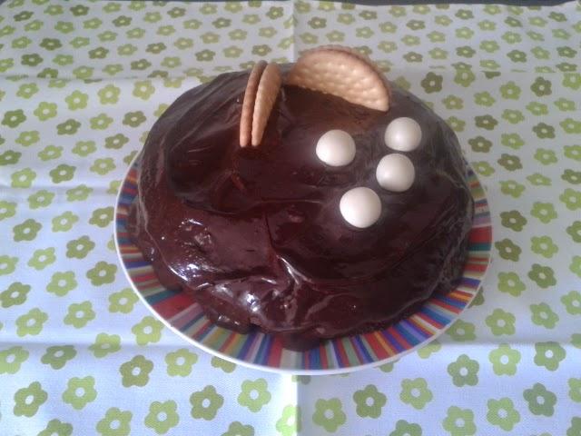 "Tarta ""Muerte por chocolate"""