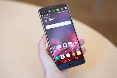 LG V10 xach tay gia re