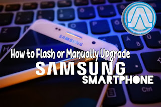 Flash or Manually Upgrade Samsung smartphone using Odin