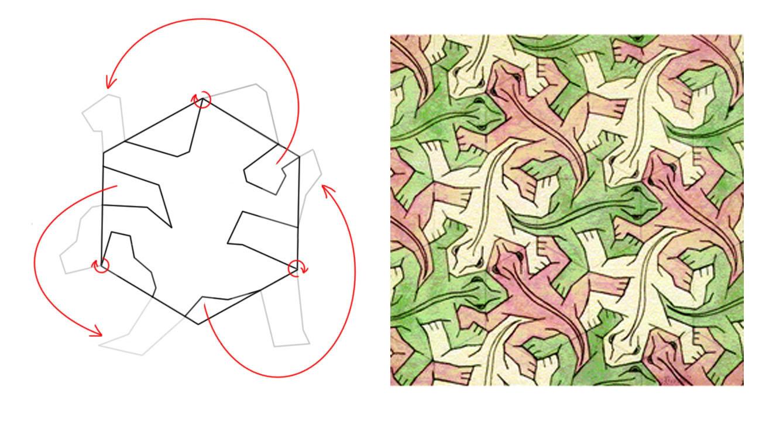Lizard Tessellation Templates Jpg 1338x720
