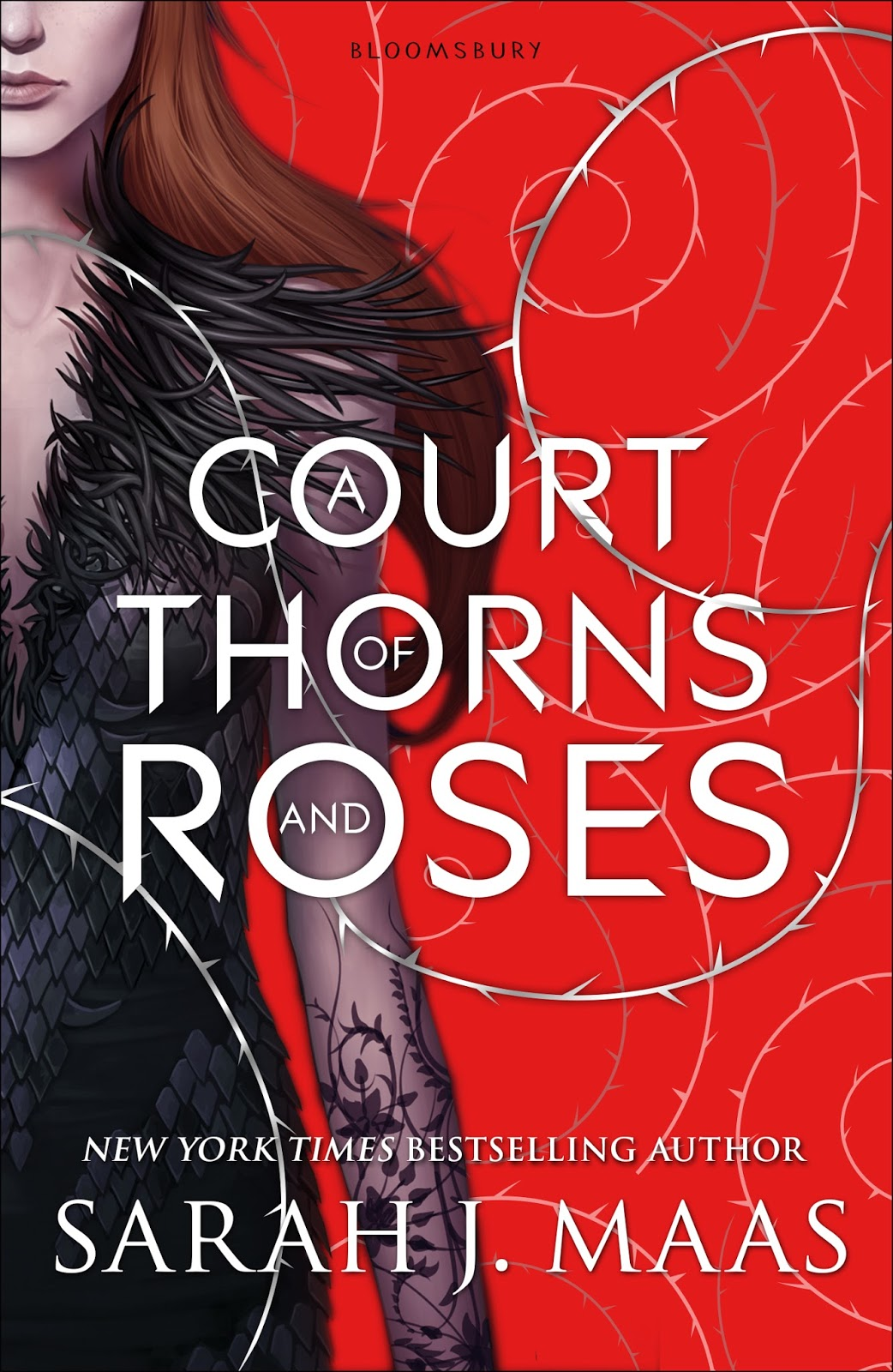 A Court Of Thorns and Roses Sarah J. Maas cover