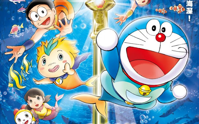 Doraemon And His Friends Latest HD Wallpapers