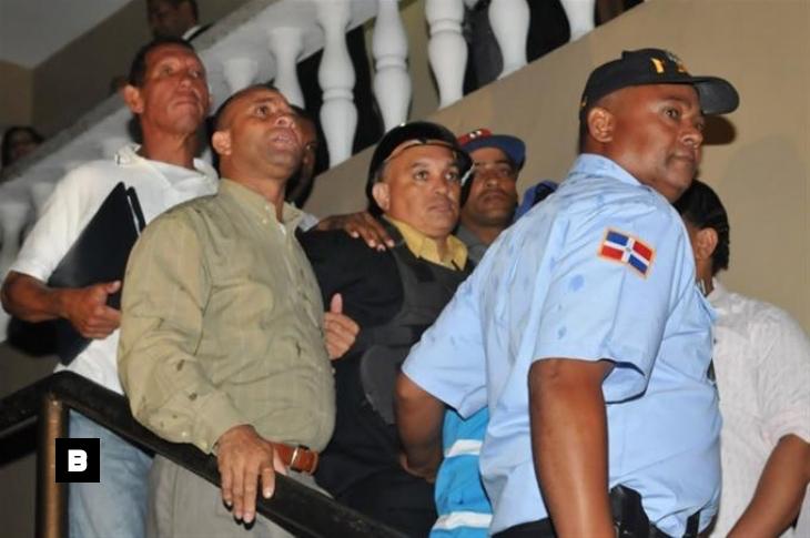 Muere exteniente condenado a 30 años que asesinó a un fiscal en Herrera