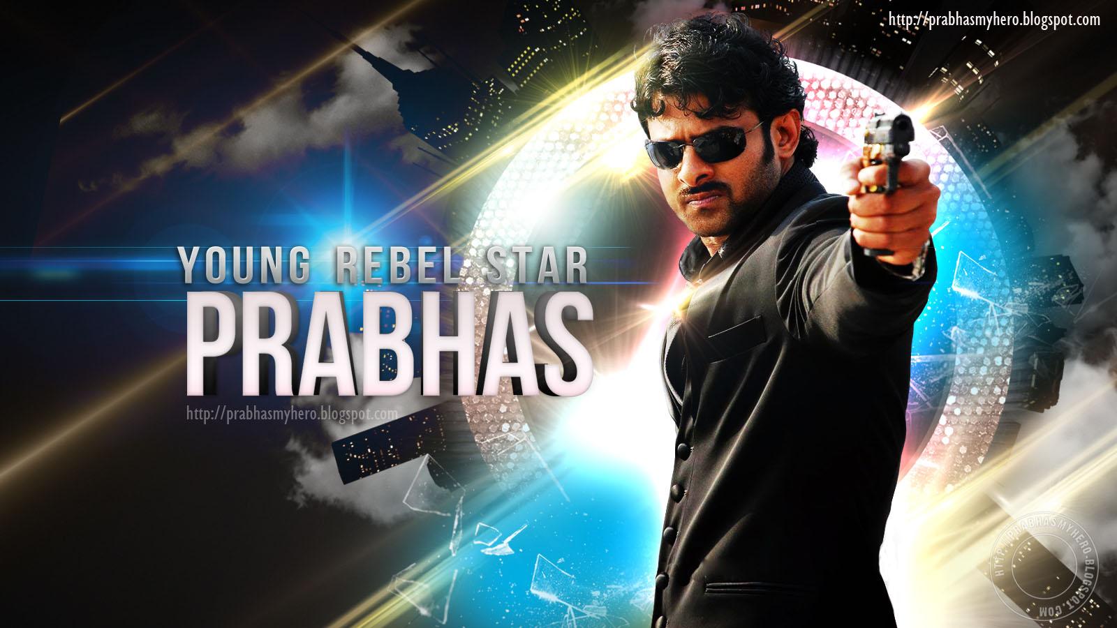 Prabhas Hd Wallpapers Download Telugu Actor Prabhas: Prabhas Amazing Colourfull Wallpapers Collection