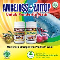 Jual Obat Wasir Berdarah Herbal Manjur di Jambi