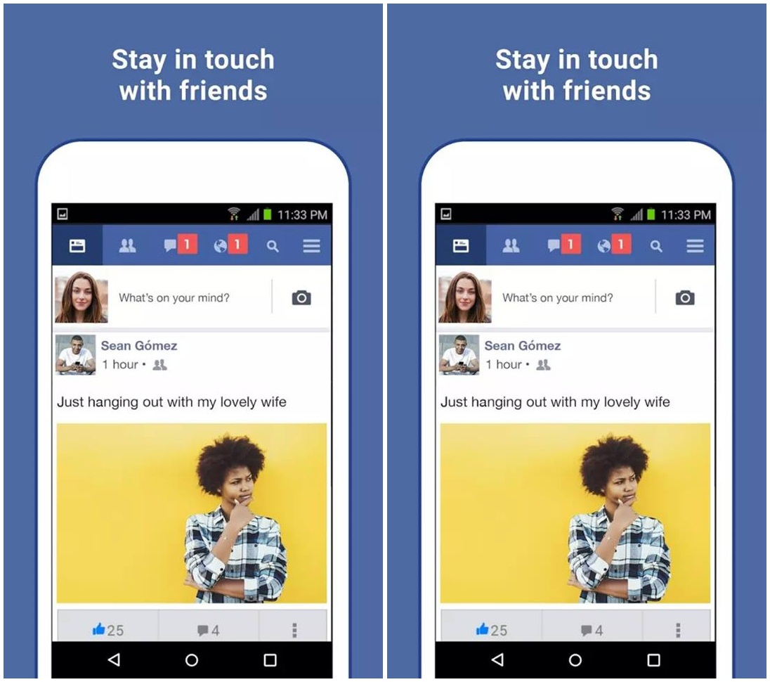 Facebook Lite V58.0.0.8.140 Mod Apk (Include Messenger