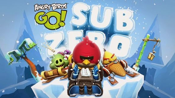 Angry Birds Go updated with new levels and karts