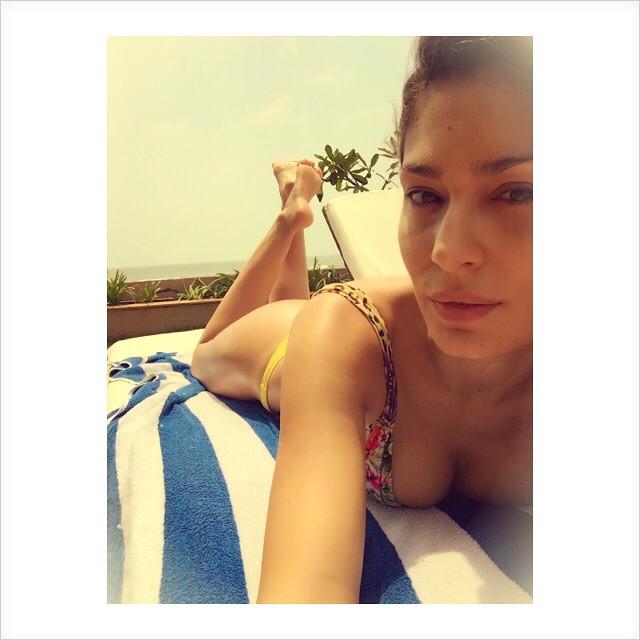 Bruna Abdullah spicy bikini image gallery