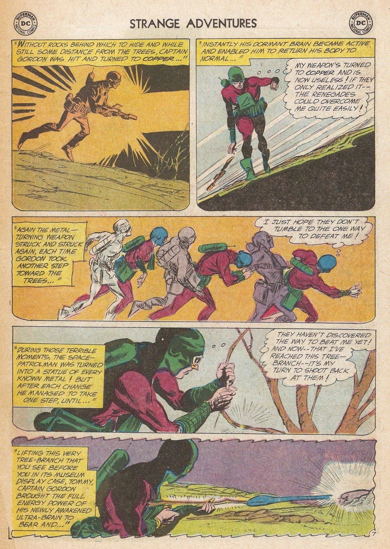 Strange Adventures (1950) issue 139 - Page 31